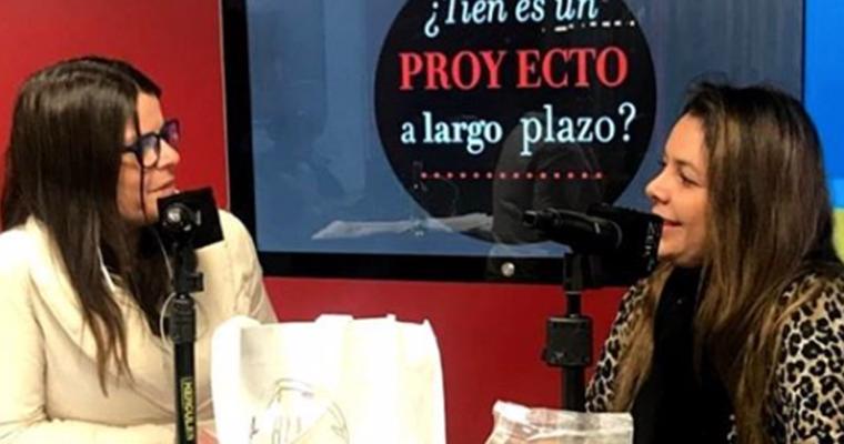 Estuvimos en: Radio Zero junto a Work Café Santander