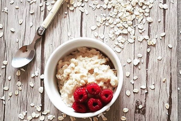 RECETAS: Porridge de avena